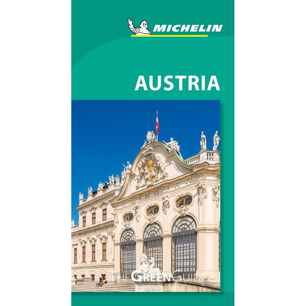 Austria Michelin, The Green Guide