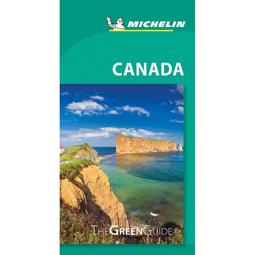 Canada Green Guide Michelin