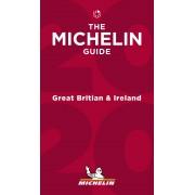 Great Britain & Ireland 2020 Michelin, Röda Guiden