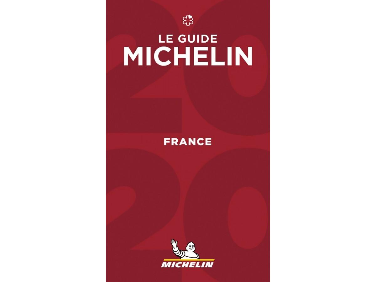 Kop France 2020 Roda Guiden Michelin Med Snabb Leverans