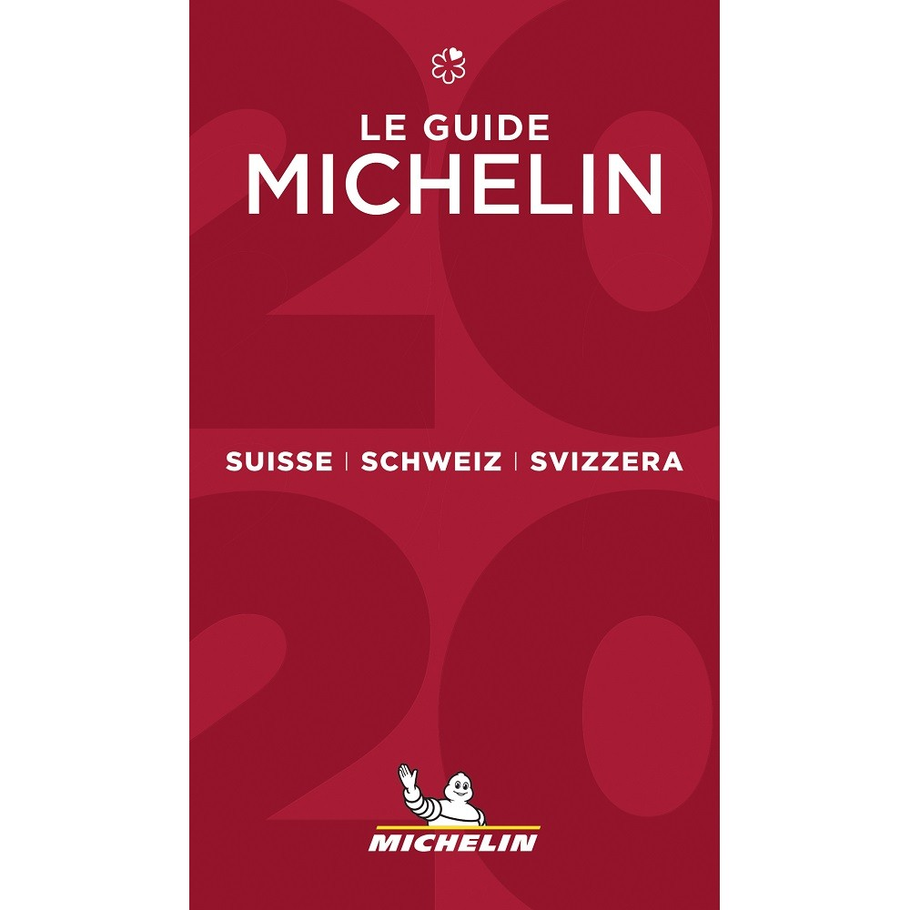 Schweiz 2020 Michelin, Röda Guiden