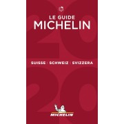 Schweiz 2020 Michelin, Röda Guiden