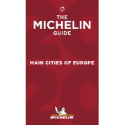Main Cities of Europe 2020 Michelin