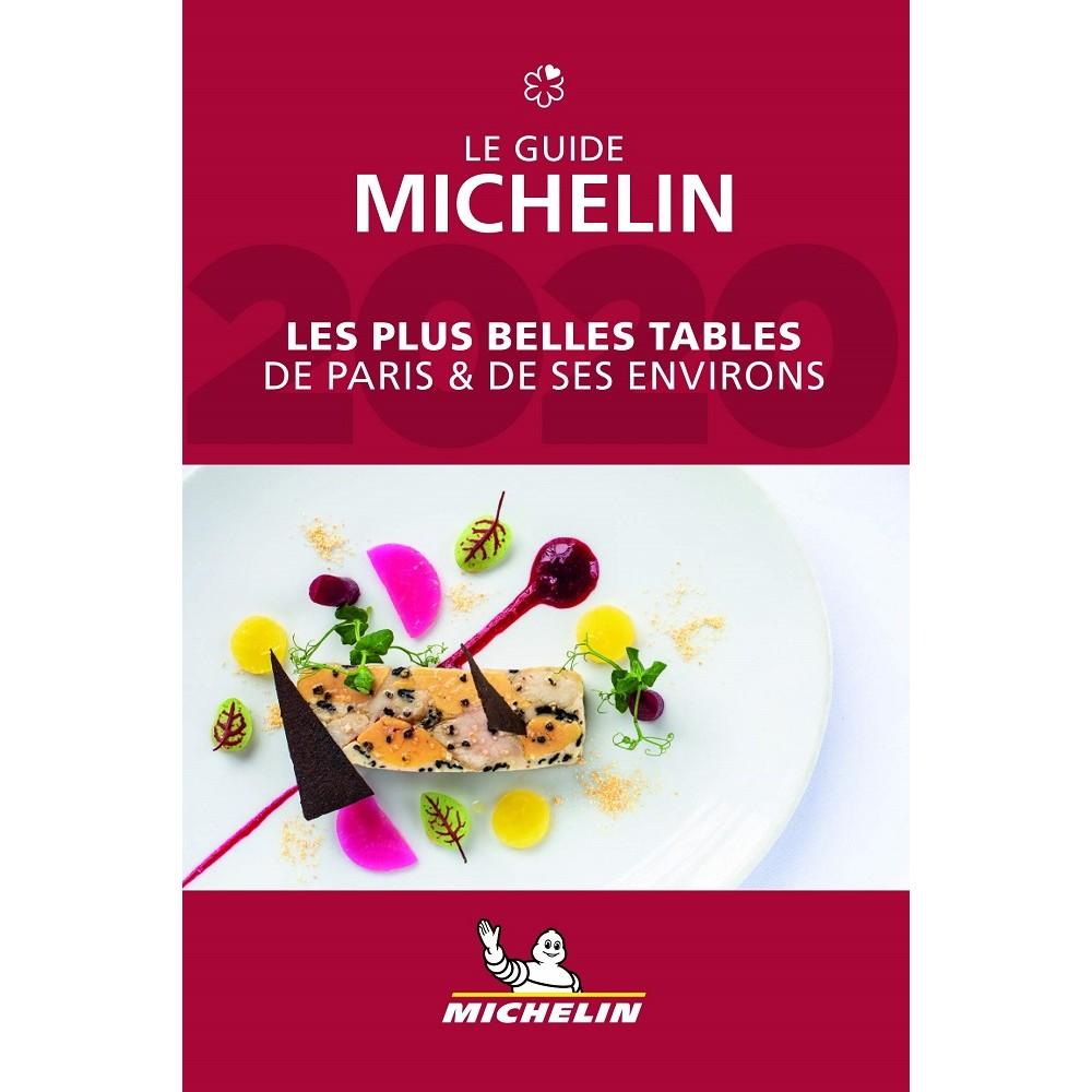Paris 2020 Michelin Röda Guiden