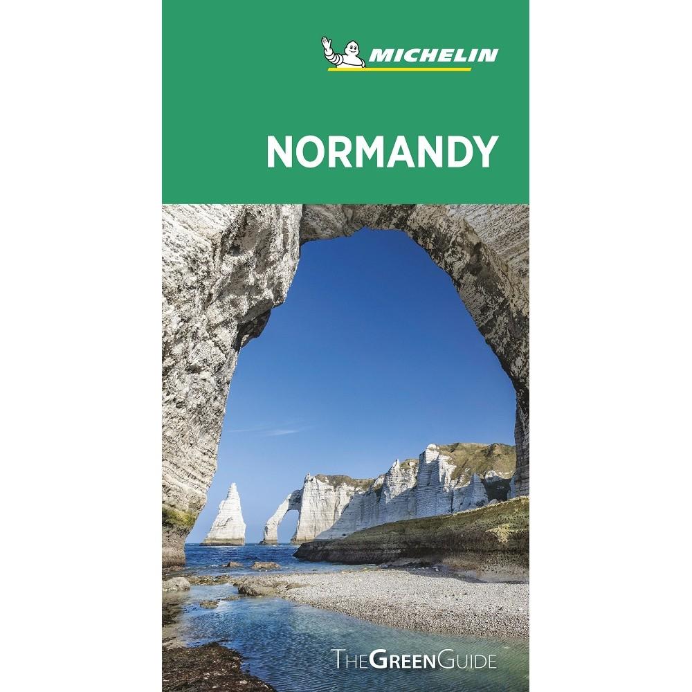 Normandy Green Guide Michelin