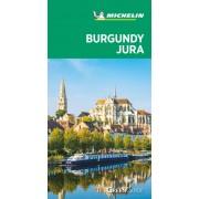 Burgundy Jura Green Guide Michelin