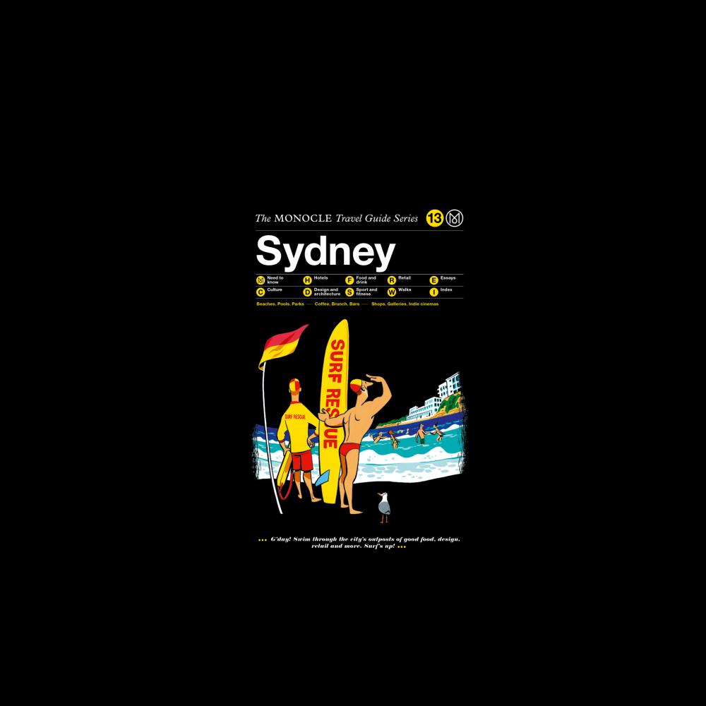 Sydney Monocle