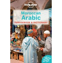 Moroccan Arabic Phrasebook Lonely Planet
