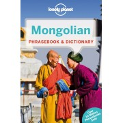 Mongolian Phrasebook Lonely Planet