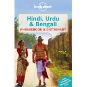 Hindi, Urdu & Bengali Phrasebook Lonely Planet