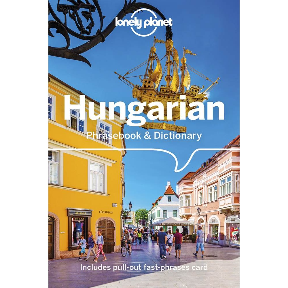 Hungarian Phrasebook Lonely Planet