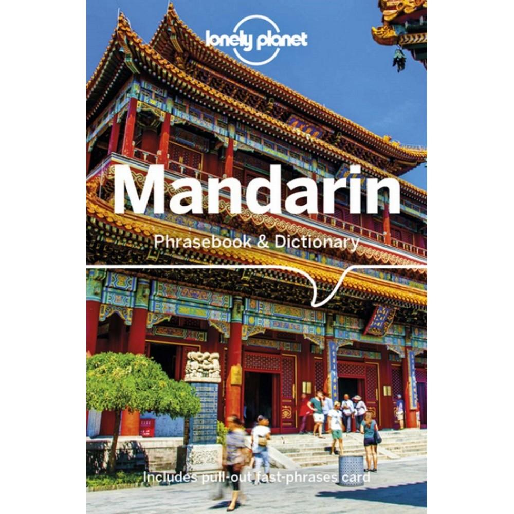Mandarin Phrasebook Lonely Planet