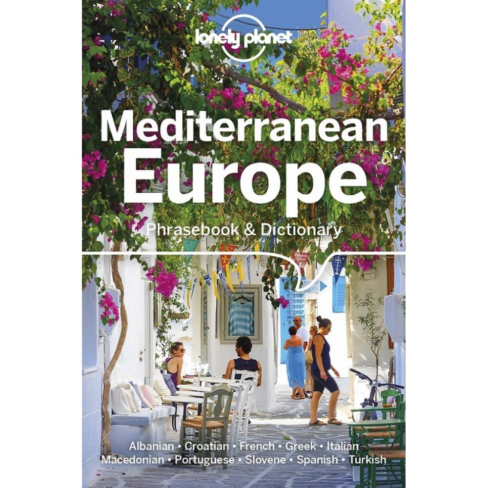 Mediterranean Europe Phrasebbok Lonely Planet