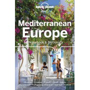 Mediterranean Europe Phrasebbok Lonely Planet