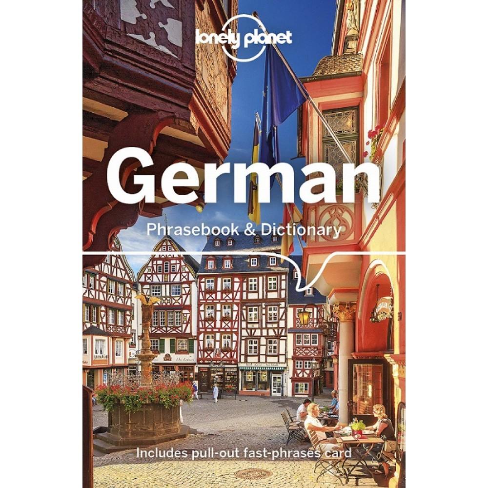 German Phrasebook Lonely Planet