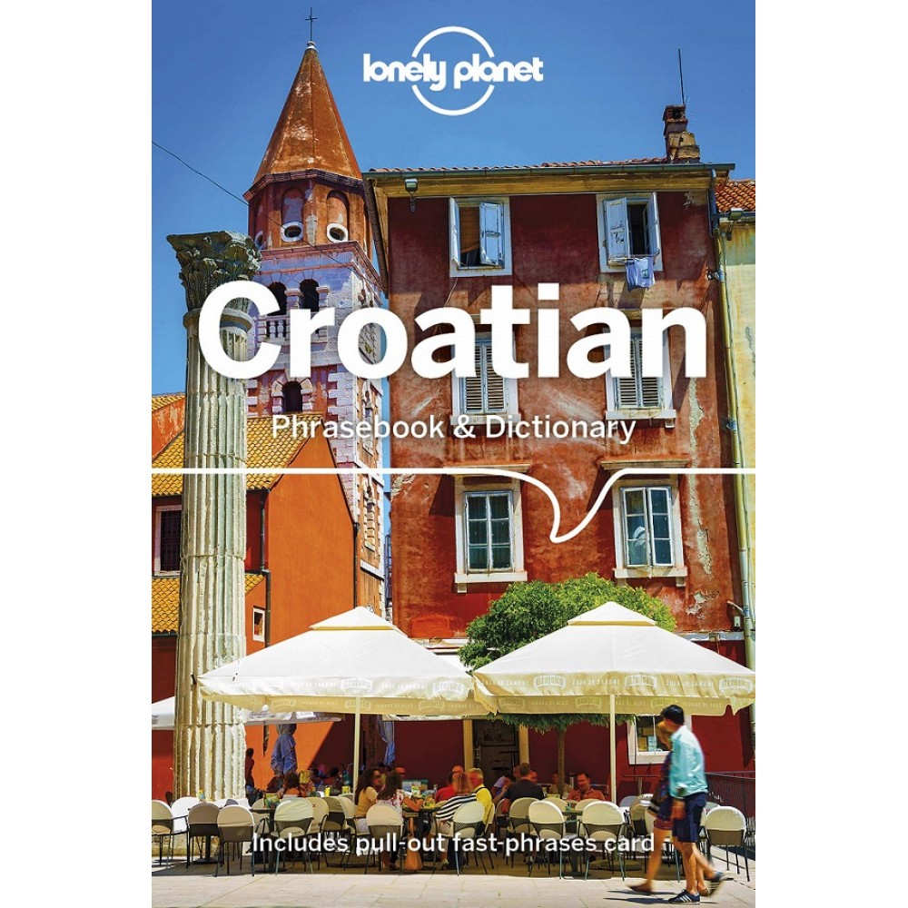 Croatian Phrasebook Lonely Planet