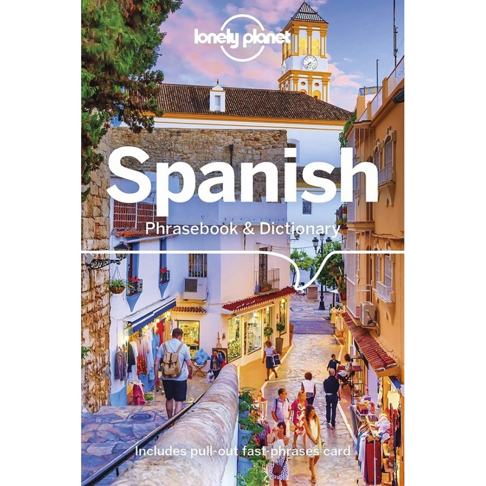 Spanish Phrasebook Lonely Planet