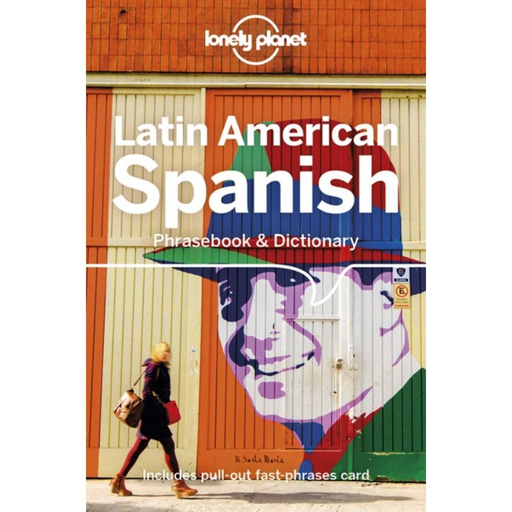Latin American Spanish Phrasebook Lonely