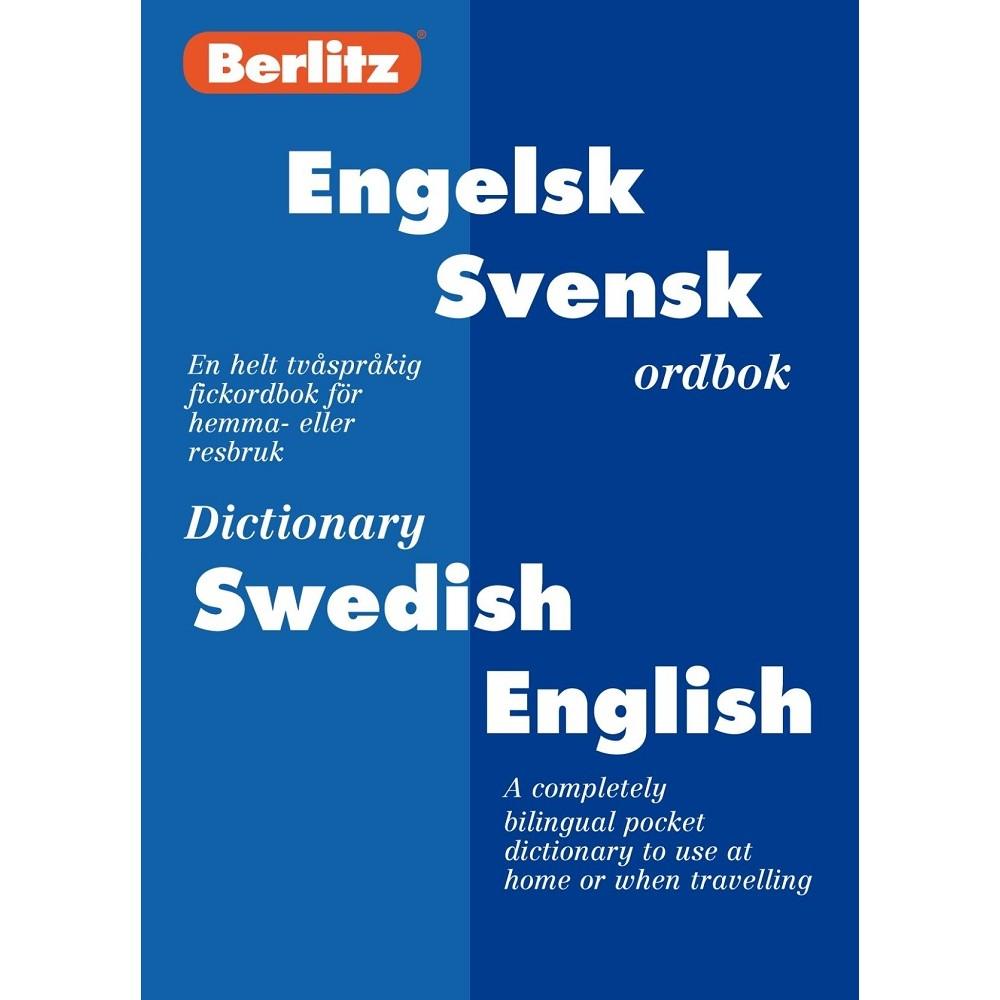 Engelsk-Svensk Fickordbok Berlitz