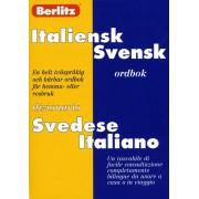 Italiensk-Svensk Fickordbok Berlitz
