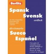 Spansk-Svensk Fickordbok Berlitz