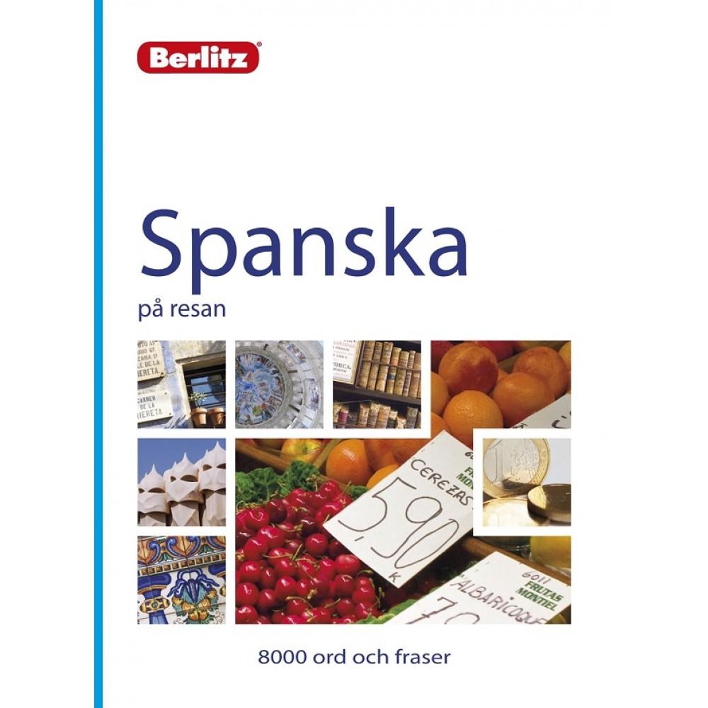 Spanska på resan Berlitz