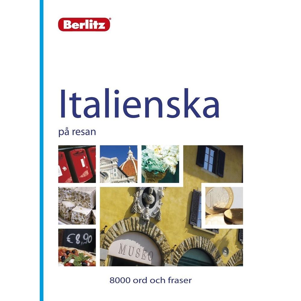Italienska på resan Berlitz