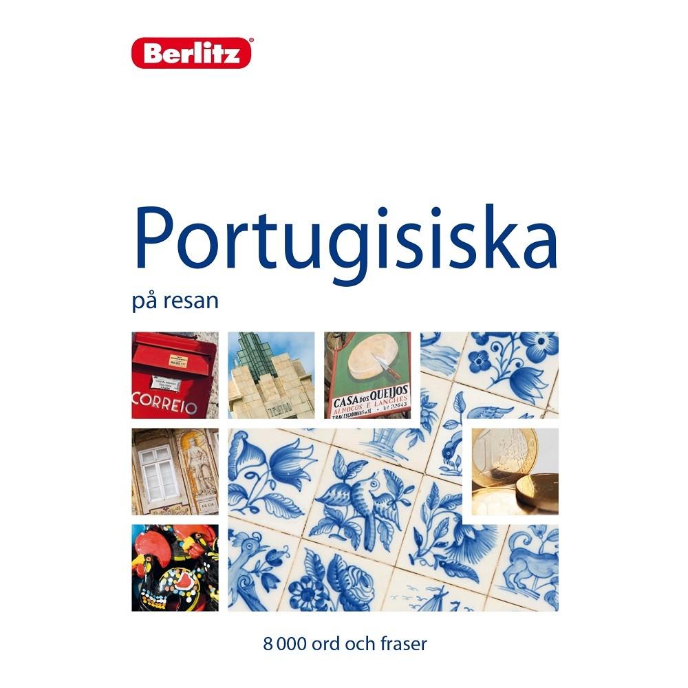 Portugisiska på resan Berlitz