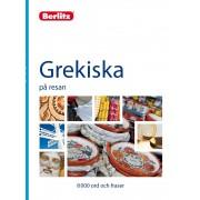 Grekiska på resan Berlitz