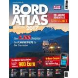 Bordatlas Europa - Deutschland 2017