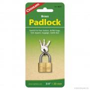 Hänglås 20mm med 3 nycklar