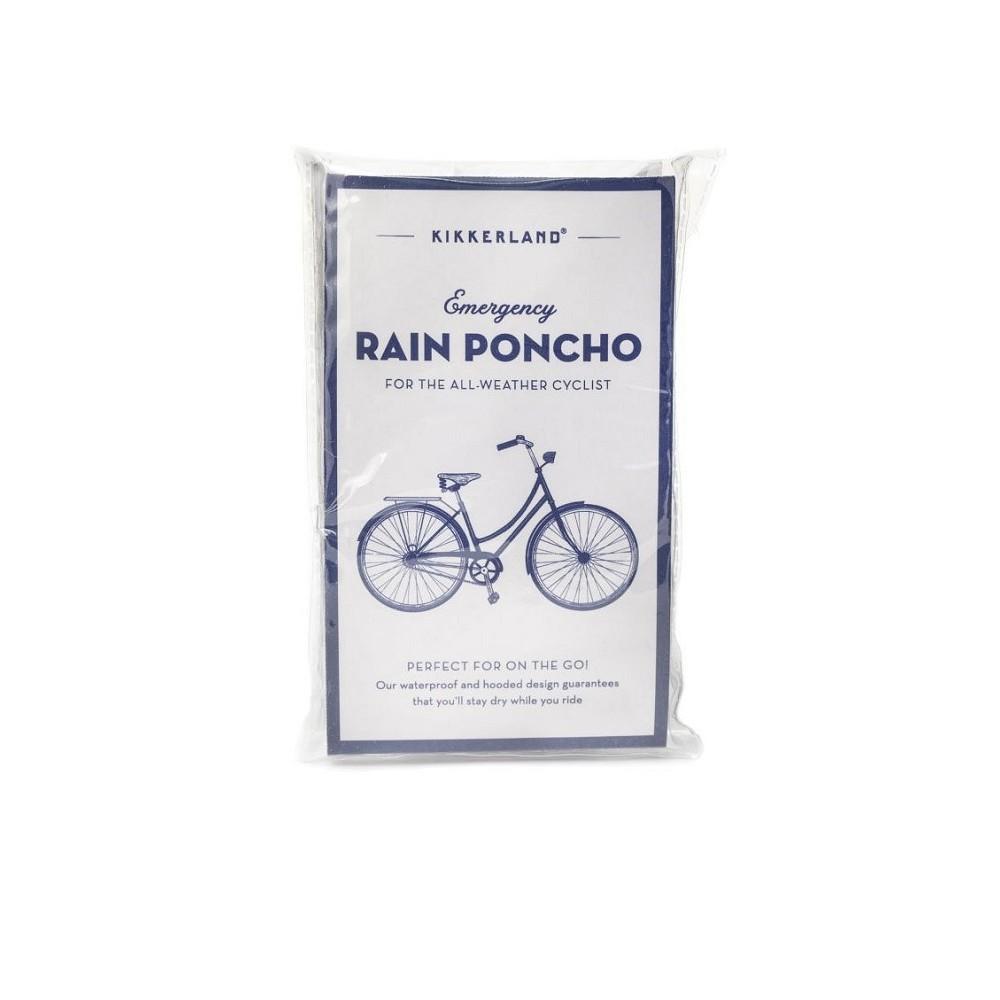 Regn Poncho Emergency