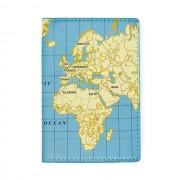 World Traveler Passport Case