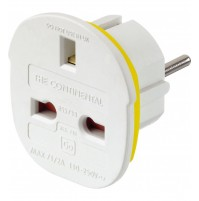 Continental Adapter UK to Europe