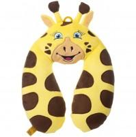 Nackkudde för barn - Giraff