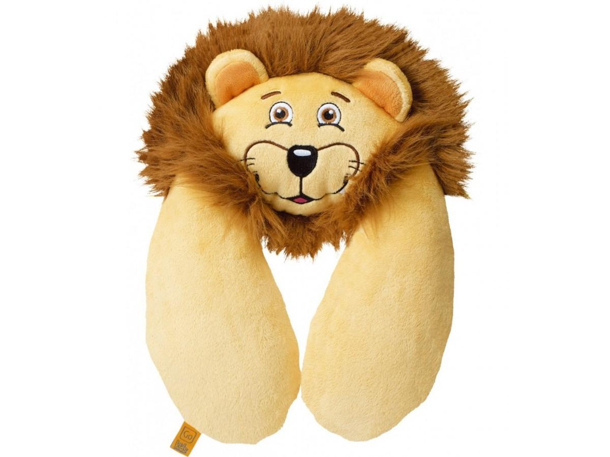 Nackkudde för barn - Lejon