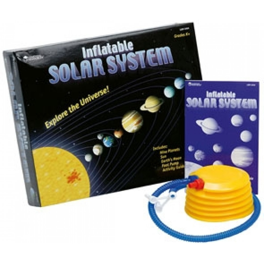 Solsystemet uppblåsbart