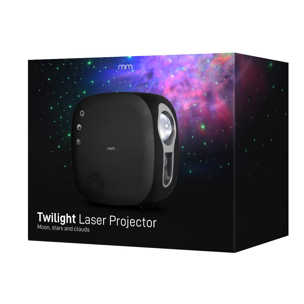 Twilight Laser Projector Stjärnhimmel