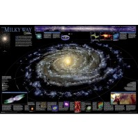 The Milky Way plansch NGS