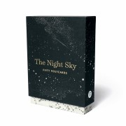 The Night Sky 50 vykort