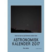 Astronomisk Kalender 2017