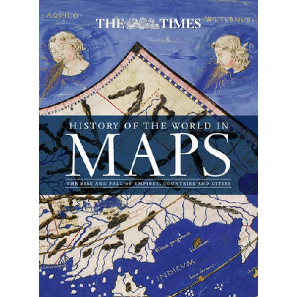 Times History of the world in maps