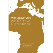 Times World Atlas Puzzle Book