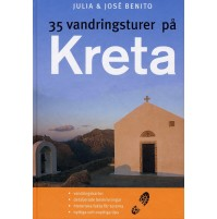 35 Vandringsturer på Kreta