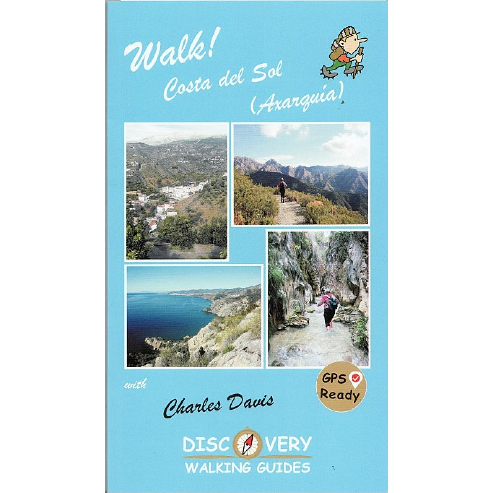Walk! Costa del Sol (Axarguia)