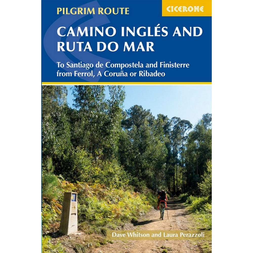 Camino Ingles and Ruta do Mar Cicerone