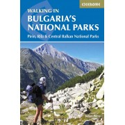 Walking in Bulgaria´s National Parks Cicerone