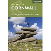 Walking in Cornwall Cicerone