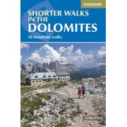 Shorter walks in the Dolomites Cicerone