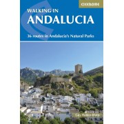 Walking in Andalucia Cicerone
